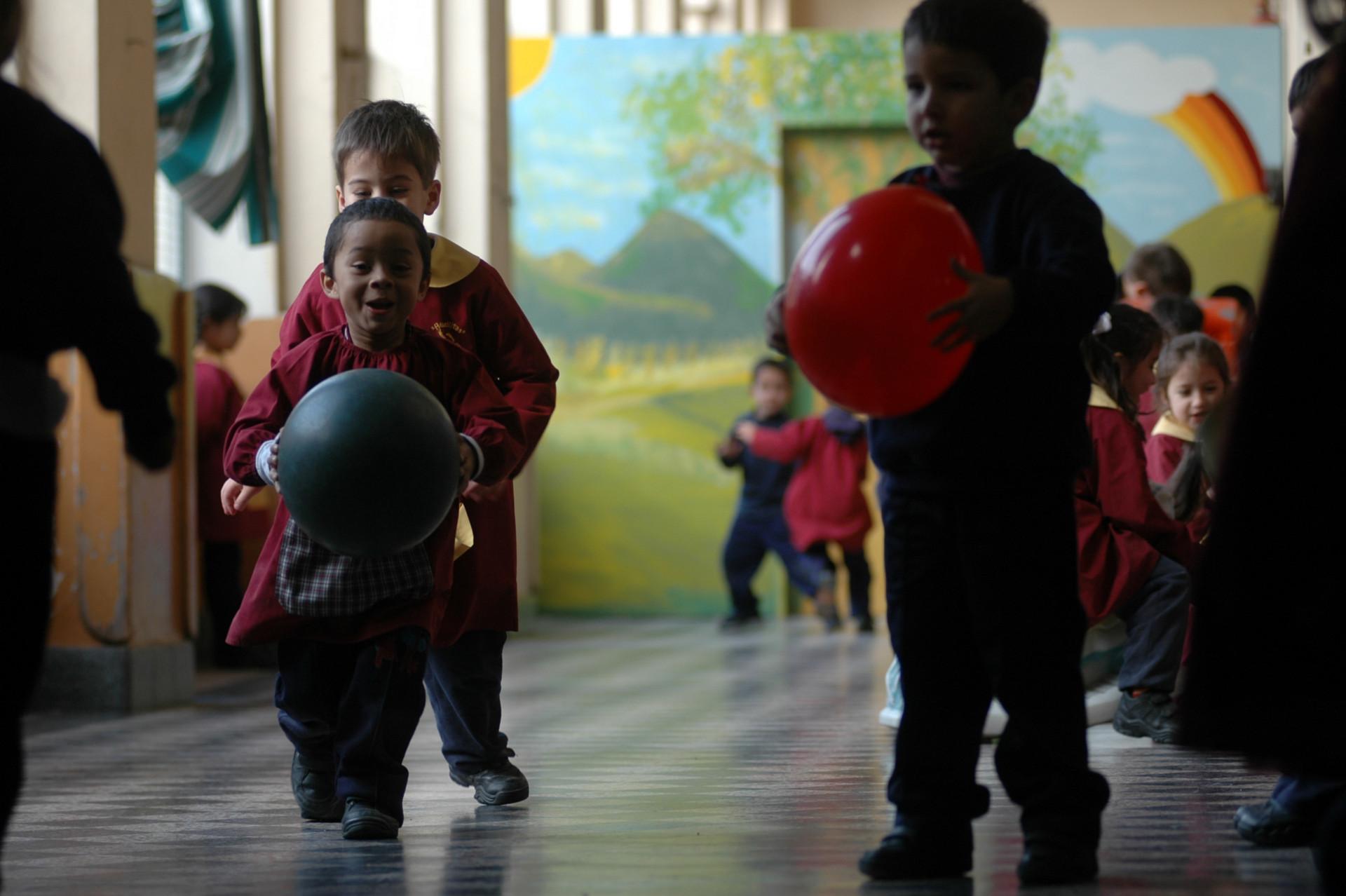 Jardin de infantes Huellitas