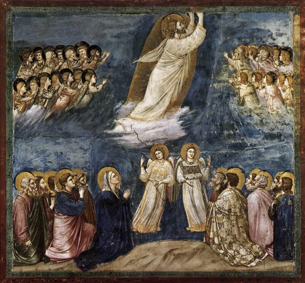 Ascensión - Giotto